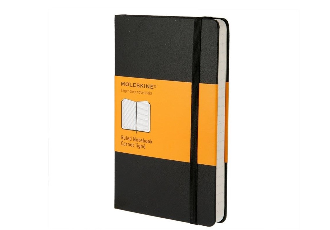 Answer: Moleskine
