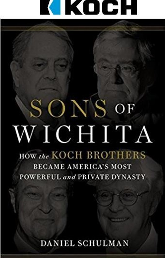 Answer: Koch Industries. Koch Industries, Inc. is based in Wichita, Kansas, US, with subsidiaries involved in manufacturing, trading, and investments.