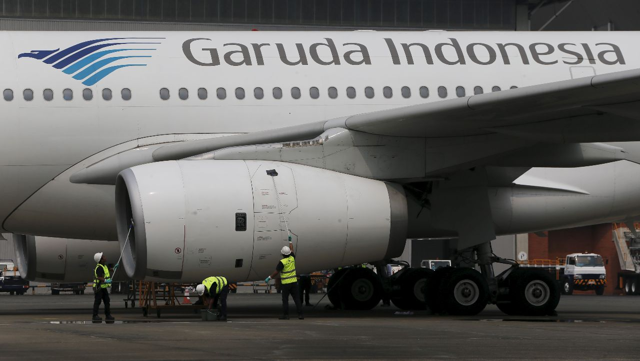 Answer: Garuda