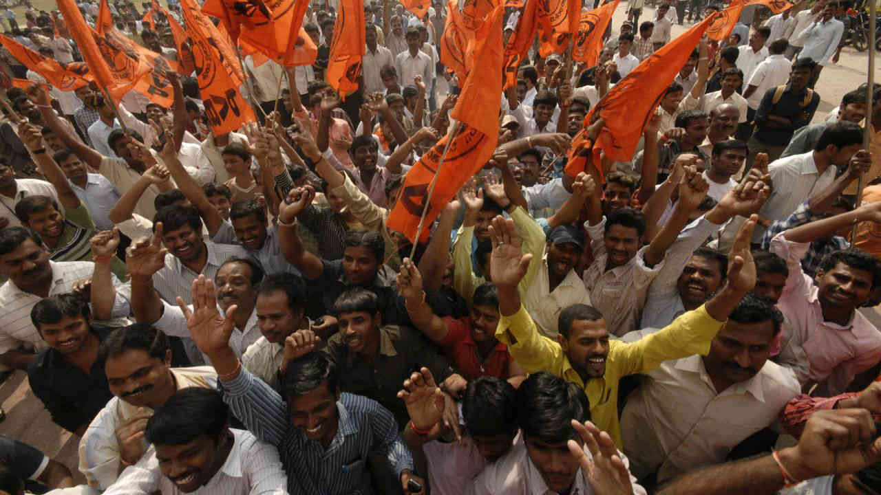 In December 2009, the Centre announced its decision to initiate the process for formation of Telangana state. (Reuters)