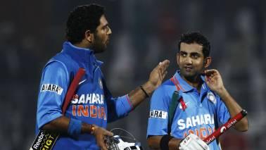 Yuvraj Singh,Gautam Gambhir released by IPL teams