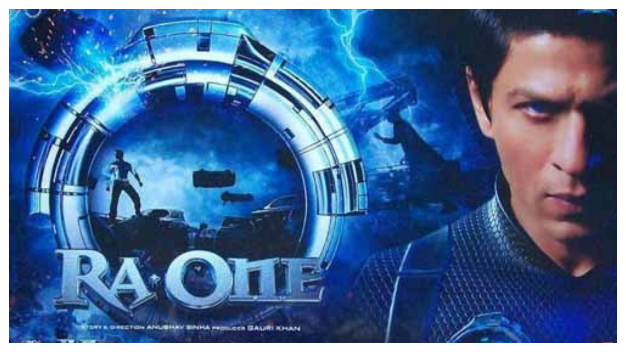 Year: 2011 | Film: Ra.One | Budget: Rs 130 crore | Box office collection: Rs 221 crore (Image: Twitter)