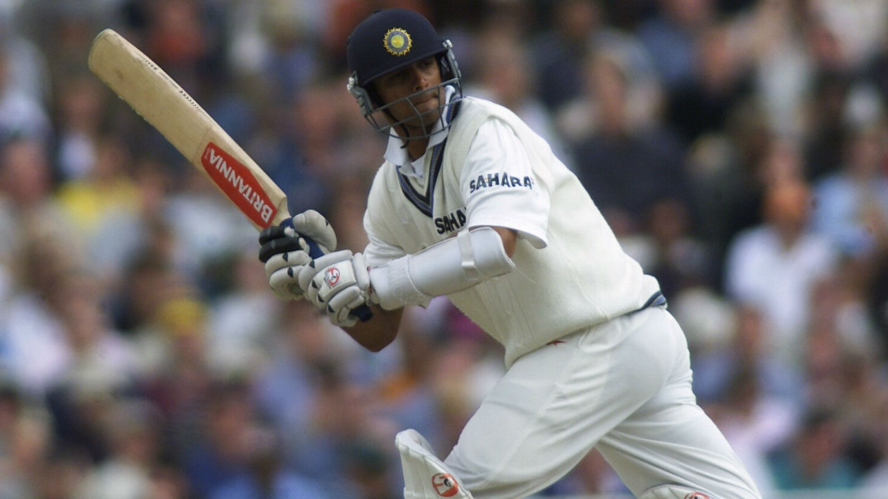 190 & 103* vs New Zealand, Hamilton,1999 | After Dravid completed his century in the second innings, he joined Vijay Hazare and Sunil Gavaskar to become only the third Indian batsman to have a century in both the innings of a Test match. (Image: Reuters)