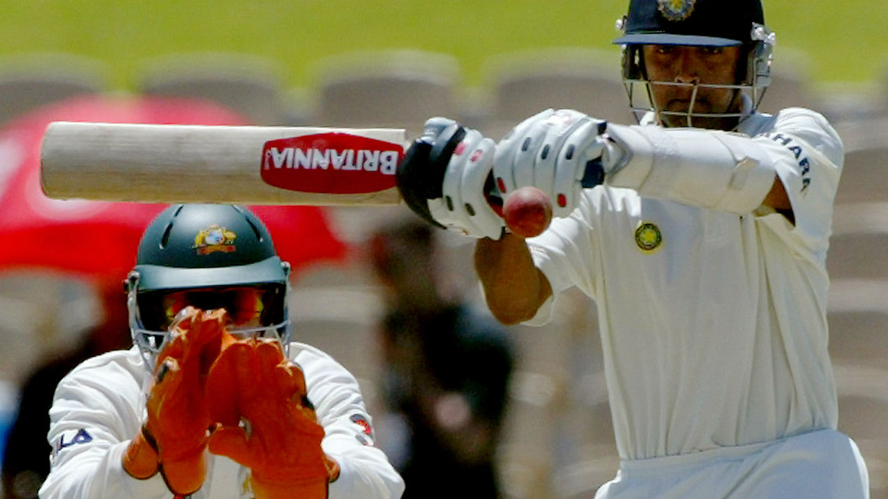 233 vs. Australia, Adelaide, 2003 | This was indeed a memorable day from Dravid, where he partnered with VVS Laxman and went on to score 233 runs for India. Australia was already riding high on 556 runs and India need another 230 to win. Dravid, with his relentless batting, went on to score another 72, leading India to victory. This win finally broke the 16 matches long Australian winning streak. (Image: Reuters)