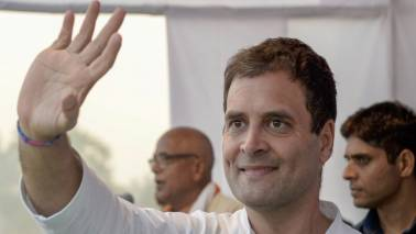 Narendra Modi will also waive remaining loan of select industrialists: Rahul Gandhi