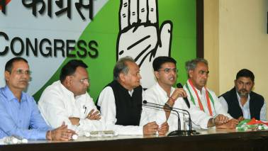 Rajasthan Election Result 2018 LIVE: Congress gets comfortable lead, newly elected MLAs to meet in Jaipur tomorrow