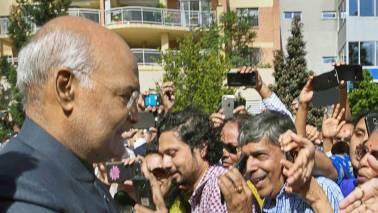President Ram Nath Kovind asks Australian biz community to increase investments in India