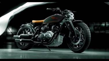 Royal Enfield Concept KX may not see light of day, but will style future models
