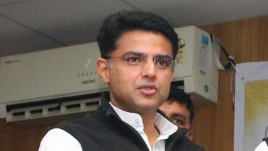 Congress set to form govt in Rajasthan, says Sachin Pilot