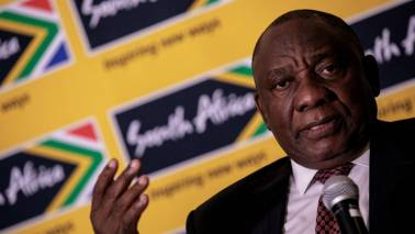 South African President Cyril Ramaphosa arrives on Friday, to be guest of honour at Republic day celebrations