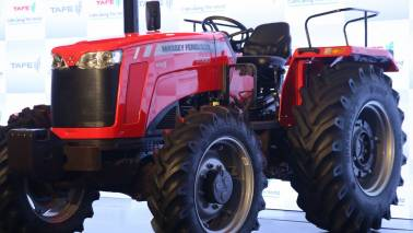 TAFE joins hands with Japan's ISEKI to manufacture compact tractors in India