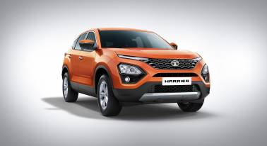 Tata Harrier launched at Rs 12.69 lakh, SUV to be available in 4 variants