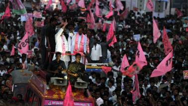 Telangana Assembly Polls: BJP rules out support to TRS if it falls short of numbers