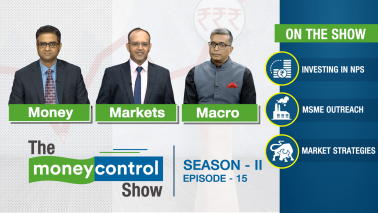 The Moneycontrol Show | Investing in NPS; MSME outreach; market strategies