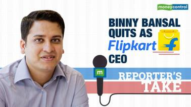 Binny Bansal resigns, refutes allegations