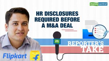 HR disclosures required before M&A deals