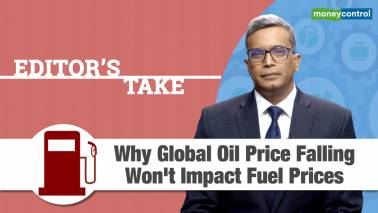 Editor's Take | Why is the global crude crash not reflecting in your fuel bill?