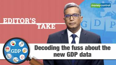 Editor's Take | Decoding the fuss over new GDP data