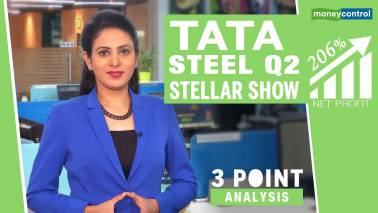 3 Point Analysis | Tata Steel Q2 results