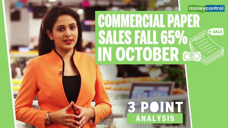 3 Point Analysis | Confidence crisis among investors hits CP sales