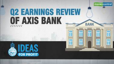 Ideas for Profit | Axis Bank Q2 review: Set to take off; buy