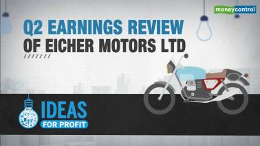 Ideas for Profit | Eicher Motors: Strong franchise available at decent valuation; accumulate
