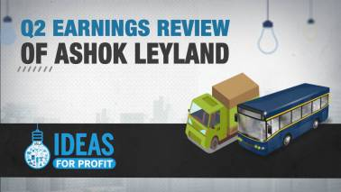 Ideas for Profit | Ashok Leyland sees volume-led growth in Q2; buy