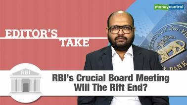 Editor's Take | RBI's crucial board meeting: Will the rift end?