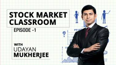 Stock Market Classroom with Udayan Mukherjee