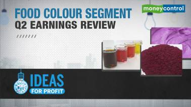 Ideas for Profit   Food colours Q2 review: Improved capex visibility augurs well; accumulate
