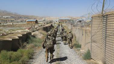 No direction to withdraw troops from Afghanistan: US general