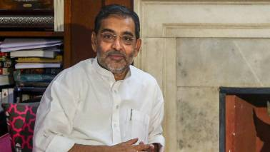 Congress congratulates RLSP chief Upendra Kushwaha for resigning and telling 'truth' to power