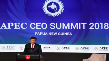 APEC Summit: US, China clash on trade and influence