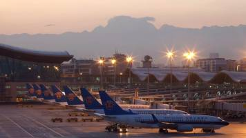 China approves USD 6 billion airport expansion in Xinjiang's capital
