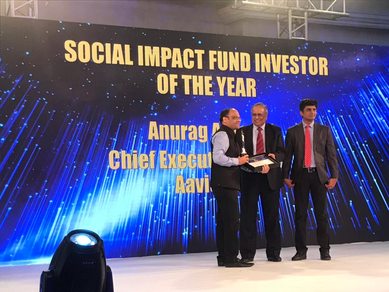 Social impact creator of the year: Anurag Agrawal, CEO of Aavishkar | Founded in 2001, the venture fund backs entrepreneurs in pockets in India that are underserved by financial institutions. By providing access to capital, Aavishkar helps them build sustainable and scalable enterprises. Over the last decade, Aavishkar has established a successful track record with over $155 million under management and a diverse portfolio of high impact businesses at various levels of growth. It has set itself the goal of investing in 300 startups in the next 10 years, coming to the aid of entrepreneurial talent in low income countries. Aavishkar aims to raise $1 billion in the coming decade. (Image: Moneycontrol)