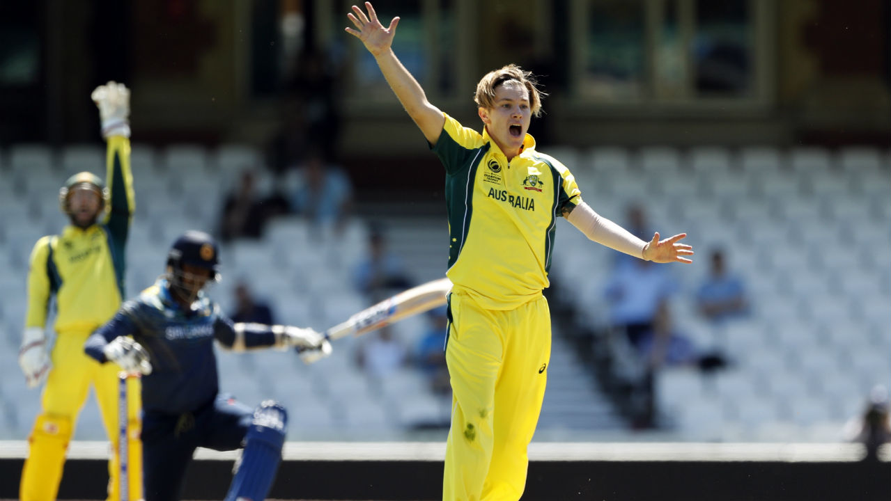 Adam Zampa (Australia)   The leggie has the ability of picking wickets at crucial junctures and has 60 scalps from 44 ODI outings. He played a key role in Australia's ODI series win in India and will be crucial to the side on the batting-friendly tracks of England. (Image: Reuters)