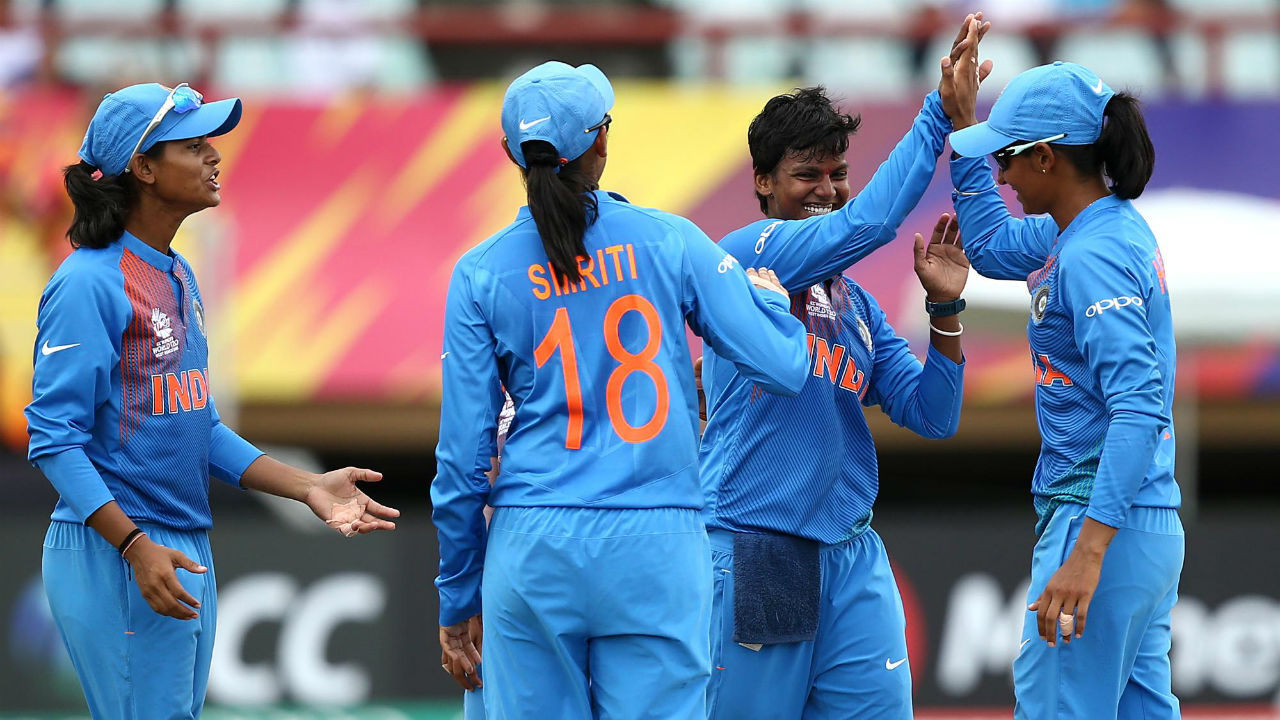 India qualified for the semi-finals with the win, which also meant that Ireland, Pakistan and New Zealand were eliminated. (Image: icc-cricket.com)