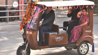India hands over e-rickshaws to Senegal, to boost clean energy ties