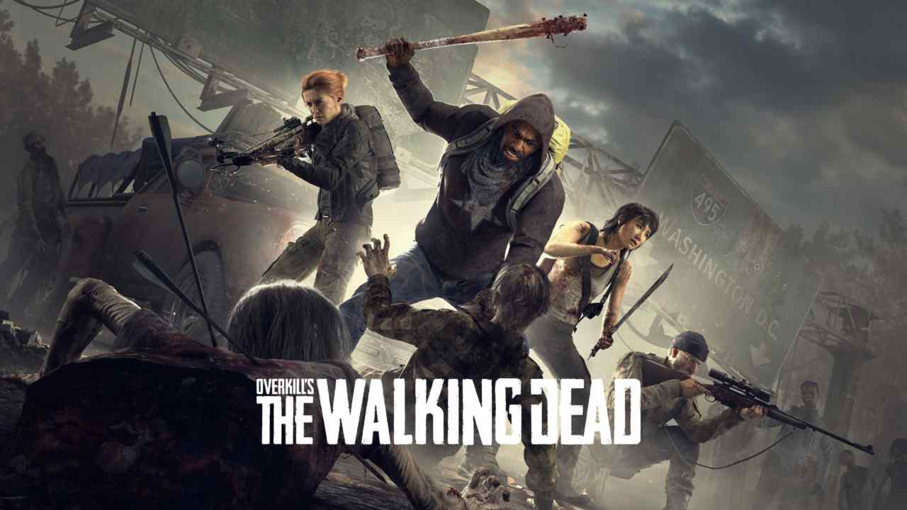 Overkill's The Walking Dead | PC, PS4, Xbox One | Based on Robert Kirkman's 'The Walking Dead' Comic, this four-player co-op first-person shooter title follows the life of protagonists Maya, Aiden, Grant, and Heather in a post-apocalyptic Washington DC, which has been taken over by zombies. Primarily focusing on cooperative gameplay, the quartet, with their own unique skills, playstyles, and backstories, have to work together to complete their objectives. The game releases on November 6. (Image: Overkill Software)