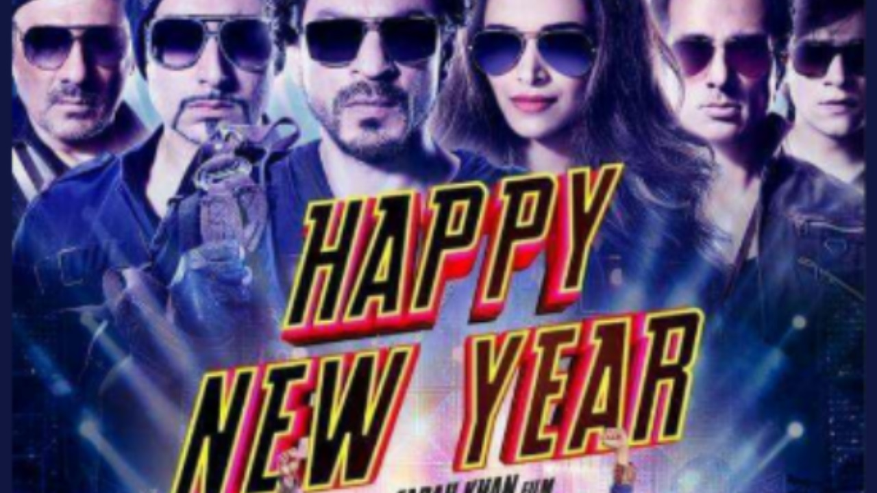 Year: 2014 | Film: Happy New Year | Budget: Rs 150 crore | Box office collection: Rs 385 crore (Image: Twitter)
