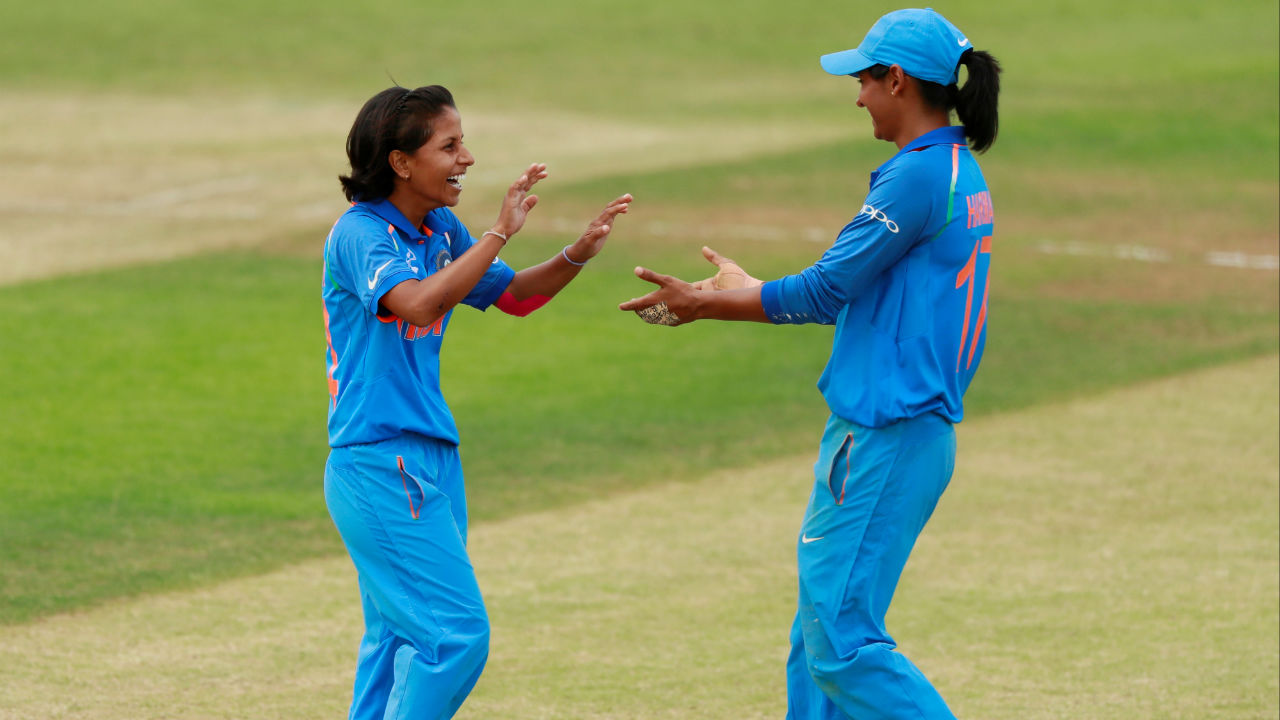 A batting all-rounder, Harmanpreet considers Virender Sehwag as her idol and her batting style shows great similarities with the explosive opener. She made her ODI debut at the age of 20 against Pakistan at the 2009 Women's World Cup. She also made her T20I debut later that year, against England at the Women's World T20. (Image: Reuters)