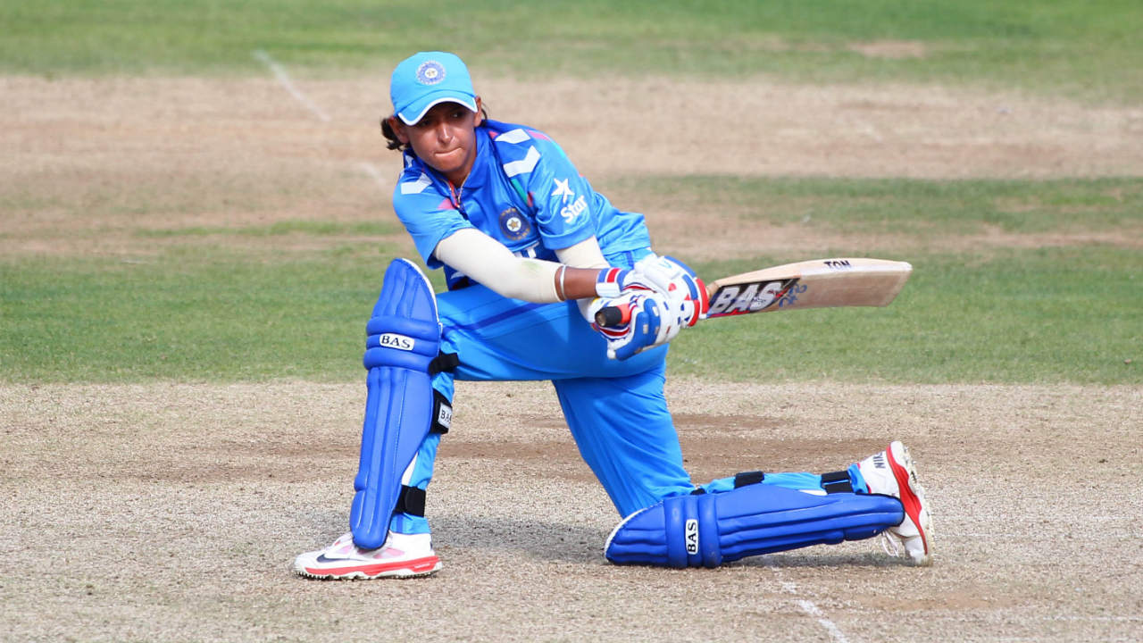 Later in 2016, Harmanpreet was appointed the full-time India T20I captain and lead the Indian team to their sixth Asia Cup title with a win over Pakistan in the finals. (Image: Reuters)