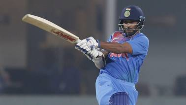 India vs Australia 1st T20I Highlights: Dhawan's 76 off 42 isn't enough as India fall short of 4 runs