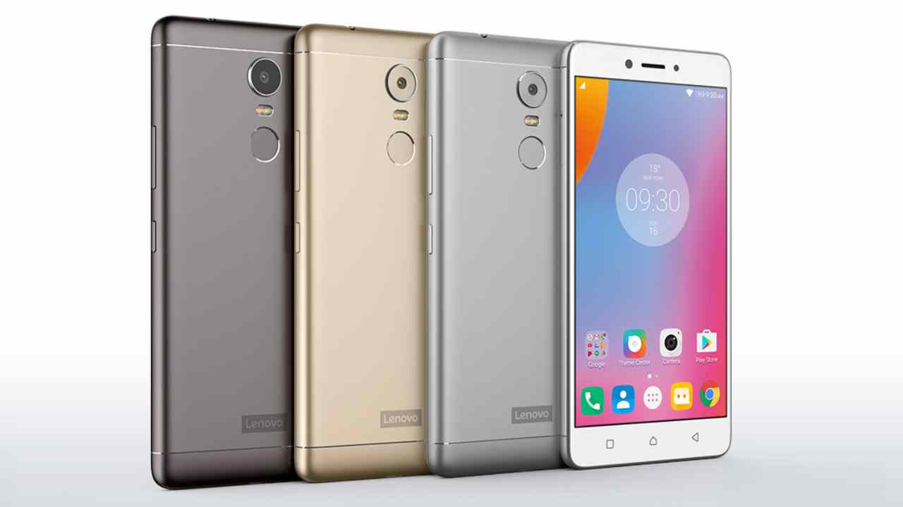 Lenovo K5 PRO | Joining the ranks of Lenovo K5 Play and K5 Note in the K-series, the smartphone is the latest entry in the mid-range segment of the company. Powered by a 4,050 mAh battery, the smartphone will support 18W fast charging. It will hit the Indian market on November 28, along with its cheaper cousin Lenovo K5S. (Image: Lenovo)