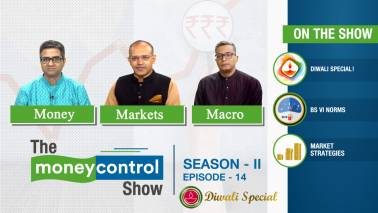 The Moneycontrol Show | Investment ideas during Diwali, getting ready for BS-VI, market strategies