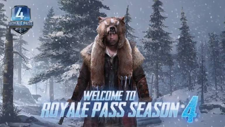 Online Battle Royale Game Player Unknowns Battlegrounds Pubg Is Refreshing Its Mobile Version To Season Four Called Royale Pass Season