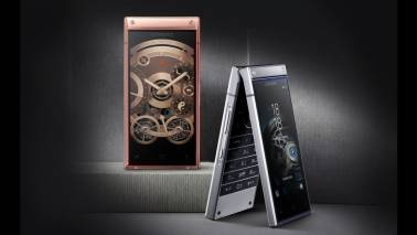Samsung unveils W2019 flip smartphone with dual-display, T9 keypad and Snapdragon 845 SoC in China