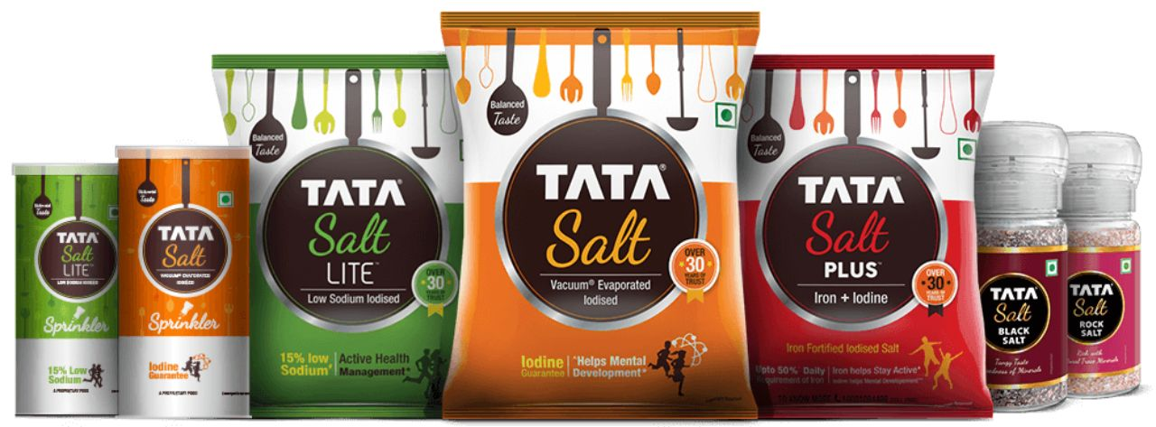 """Tata Salt 