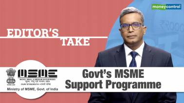 Editor's Take | Rs 1 crore loan for MSMEs in 59 minutes