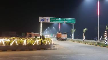 PM Narendra Modi inaugurates Varanasi Ring Road ahead of Lok Sabha polls
